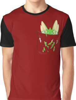 Dangerous to have Scyther in your Pocket Graphic T-Shirt
