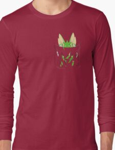 Dangerous to have Scyther in your Pocket Long Sleeve T-Shirt