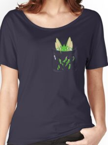 Dangerous to have Scyther in your Pocket Women's Relaxed Fit T-Shirt