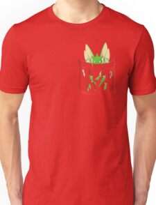 Dangerous to have Scyther in your Pocket Unisex T-Shirt