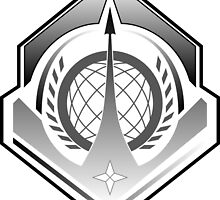 Halo: Guardians - UNSC Navy Insignia by Fireseed-Josh