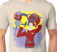 Send in Uhura Unisex T-Shirt