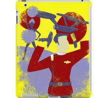 Send in Uhura iPad Case/Skin