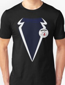 Come in Number 6 Unisex T-Shirt