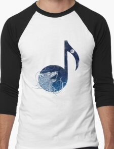 night sounds Men's Baseball ¾ T-Shirt