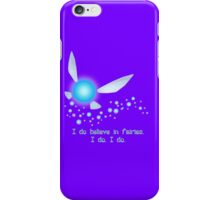 Navi - I Do believe in Fairies! iPhone Case/Skin