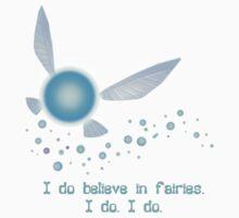 Navi - I Do believe in Fairies! One Piece - Short Sleeve