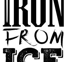 House Forrester - Iron From Ice (Black) by tobi1kenobi