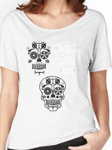 Skull shirt 1 Women's Relaxed Fit T-Shirt