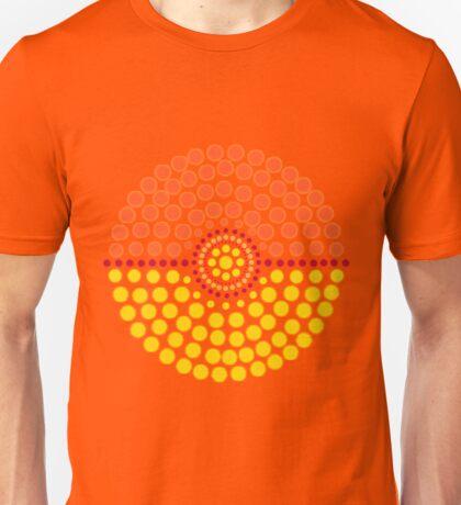 Flareon Pokeball Unisex T-Shirt