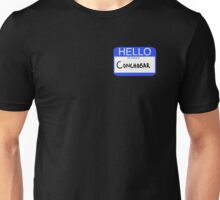 Hello My Name Is Conchobar  Unisex T-Shirt