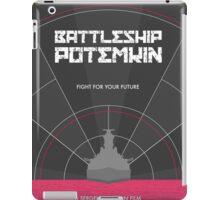 Battleship Potemkin Film Poster iPad Case/Skin