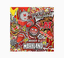 Maryland Collage Unisex T-Shirt