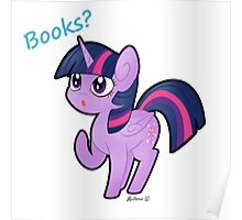 Bookhorse! Poster