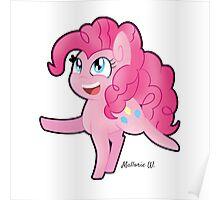 Smol Pinkie! Poster