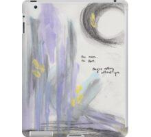 Lay Me Down iPad Case/Skin