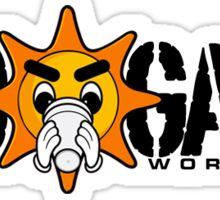 Glo gang tee 1.0 Sticker