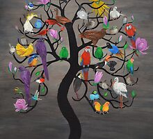 """""""Tree of Hope"""" by Jules Summers"""
