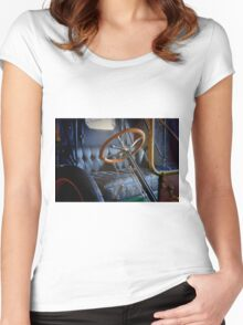 Stanley Steamer Women's Fitted Scoop T-Shirt