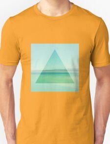 Ocean Triangle Unisex T-Shirt