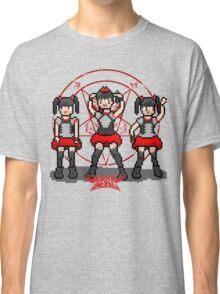 "Baby ""Pixel"" Metal !! (White) Classic T-Shirt"