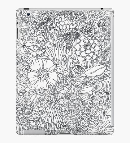 Floral Rush iPad Case/Skin