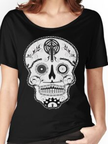 Cogs and Chains skull Women's Relaxed Fit T-Shirt
