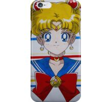 Sailor Moon Bust iPhone Case/Skin