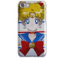 Sailor Moon Bust iPhone Case/Skin