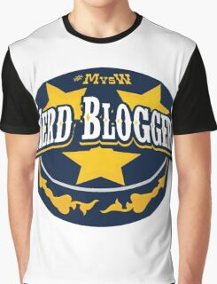 Nerd Blogger! Graphic T-Shirt