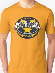 Nerd Blogger! Unisex T-Shirt