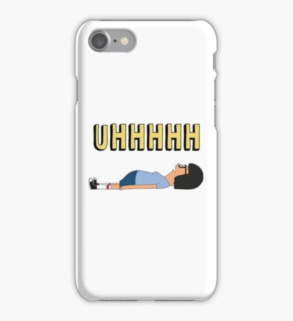 Top Seller - Tina Belcher: Uhhhhhhh iPhone Case/Skin