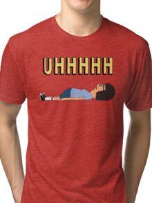 Tina Belcher: Uhhhhhhh Tri-blend T-Shirt