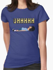 Top Seller - Tina Belcher: Uhhhhhhh Womens Fitted T-Shirt