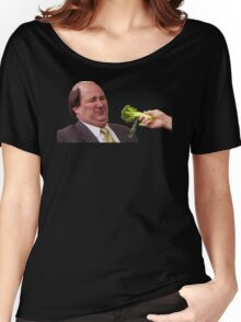 The Office Kevin Doesn't Like Broccoli Women's Relaxed Fit T-Shirt