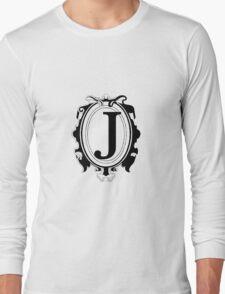 J Long Sleeve T-Shirt