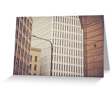 Urban Jungle Greeting Card