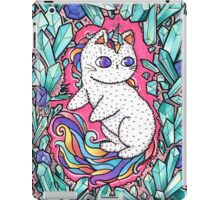 Unicorn  kitty iPad Case/Skin