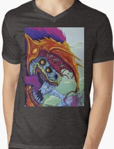 CS:GO | HYPERBEAST skin design | CS:GS Mens V-Neck T-Shirt