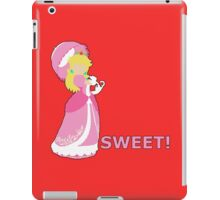 PEACH | Super Smash Taunts | Sweet! iPad Case/Skin