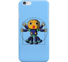 VitruvianServbot iPhone Case/Skin
