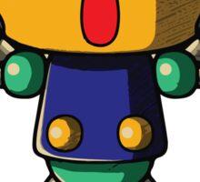 VitruvianServbot Sticker