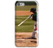 Baseball Hit iPhone Case/Skin