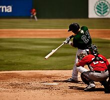 Baseball Hit by 827  Photography