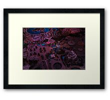 It's a Small World, After all. Framed Print
