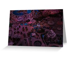 It's a Small World, After all. Greeting Card