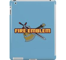 BLAZING SWORD | Fire Emblem Titles iPad Case/Skin