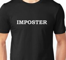 Imposter Syndrome Unisex T-Shirt