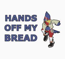 FALCO | Super Smash Taunts | Hands off my bread Kids Tee