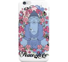Peace & Love iPhone Case/Skin